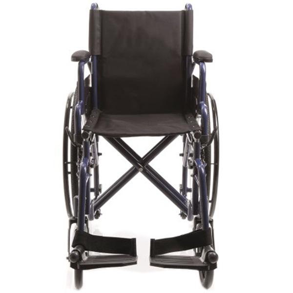 Carrozzina sedia a rotelle pieghevole next ad autospinta for Larghezza sedia a rotelle