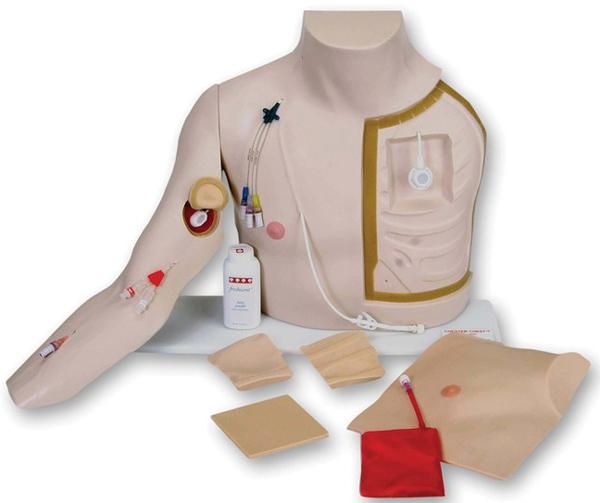 Manichino simulatore torace chester chest addestramento for Simulatore di arredamento