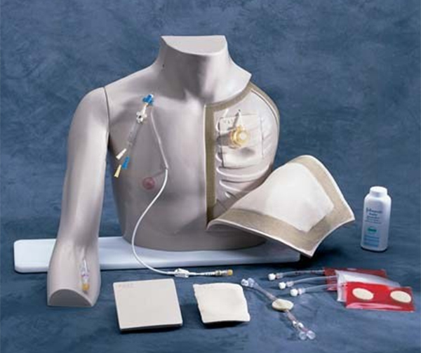 Manichino simulatore torace chester chest addestramento for Simulatore arredamento