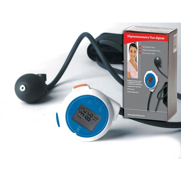 Misura pressione sfigmomanometro digitale da braccio yton - Kit misuratore di pressione e portata idranti prezzo ...
