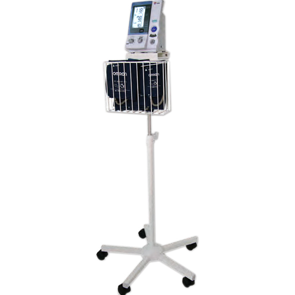 Carrello per sfigmo professionale omron hem 907 - Kit misuratore di pressione e portata idranti prezzo ...