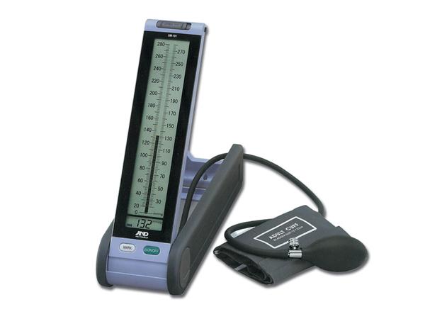 Misuratore pressione sfigmo a colonna digitale um 101 - Kit misuratore di pressione e portata idranti prezzo ...
