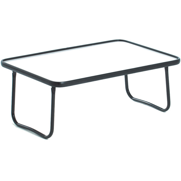 Tavolino vassoio per letto 60x40x24cm con gambe pieghevoli - Gambe del letto ...