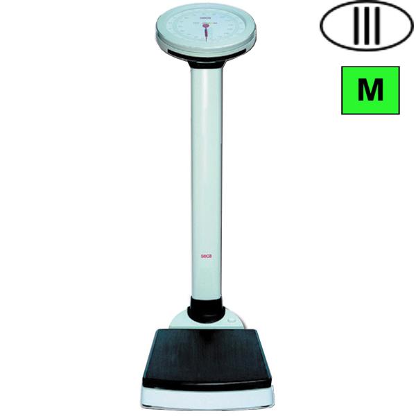 Bilancia pesapersone a colonna meccanica seca 756 con - Portata bilancia pesapersone ...
