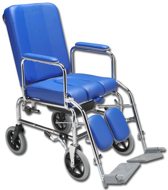 Sedia carrozzina comoda elite 200 larghezza seduta for Larghezza sedia a rotelle