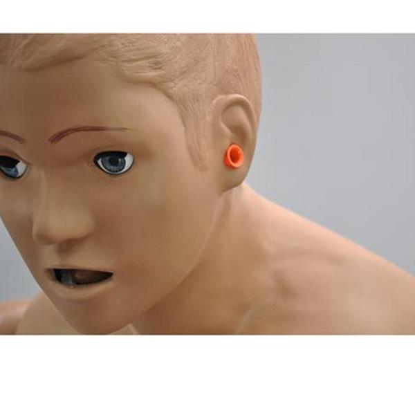 Manichino cura del malato simulatore simon basic maschile for Simulatore arredamento