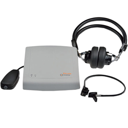 AUDIOMETRO DIAGNOSTICO ELETTRONICO PICCOLO PLUS PORTATILE per pc - (aerea +ossea + mascheramento) - adulti