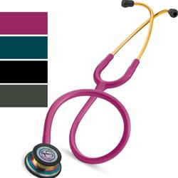 Stetoscopio Fonendoscopio Adulti 3m Littmann Classic Iii Vari Colori