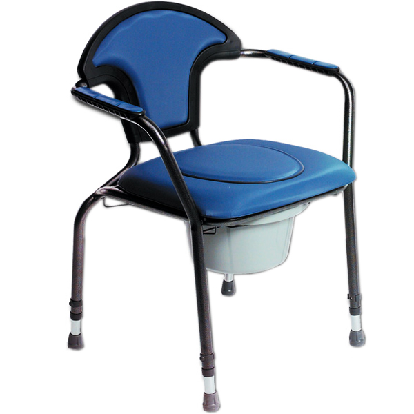 Sedia comoda comfort altezza regolabile peso 6 6kg for Altezza sedia