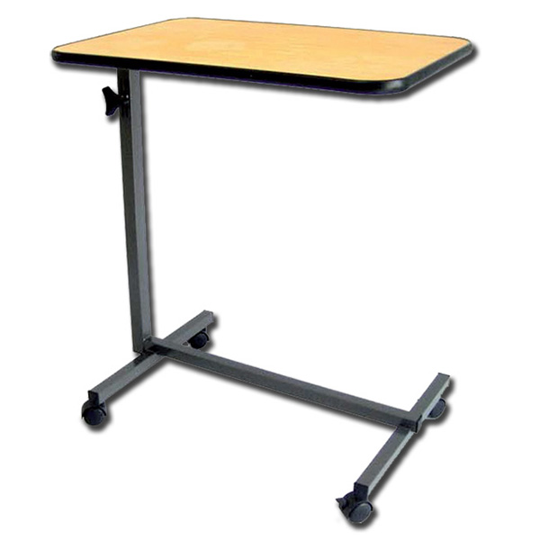 Vassoio tavolino servitore da letto in legno su 4 for Tavolino vassoio